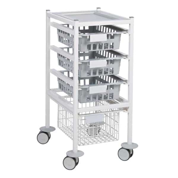 Half Section Trolley - Type C