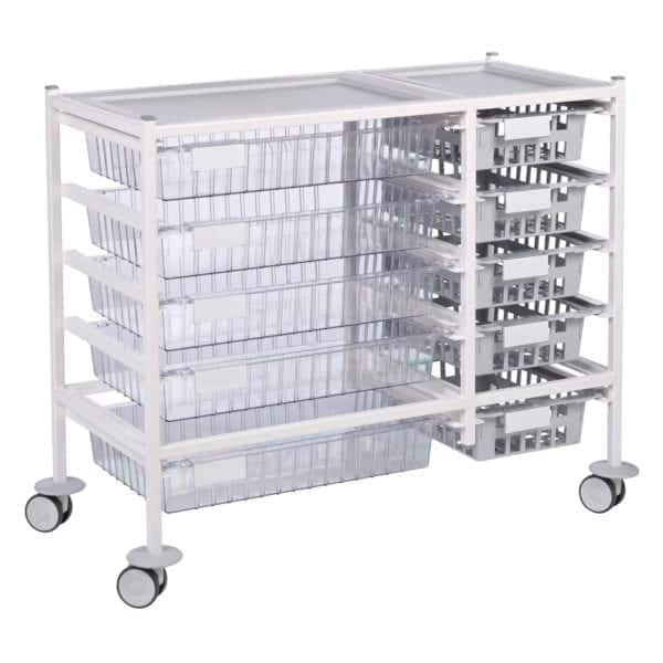 One & Half Section Trolley - Type B