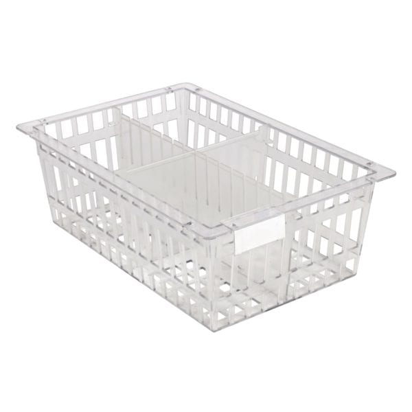 ABS basket deep (Clear polycarbonate)