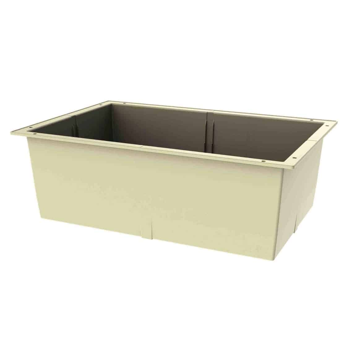 ABS dividable tray (Large)