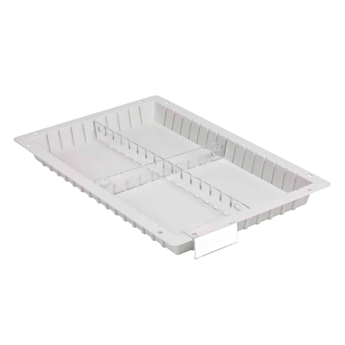 ABS dividable tray (Medium)