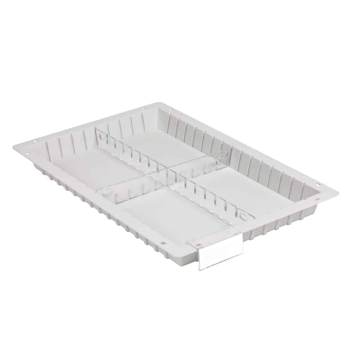ABS dividable tray (Shallow)