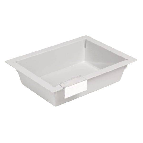 Small ABS tray (Shallow)