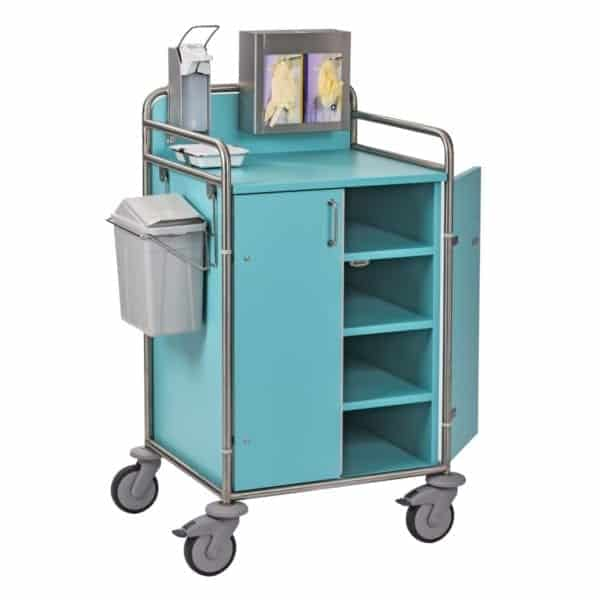 EW-Ward Linen Trolley