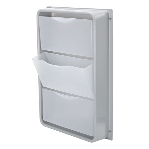 Foldaway side drawer unit