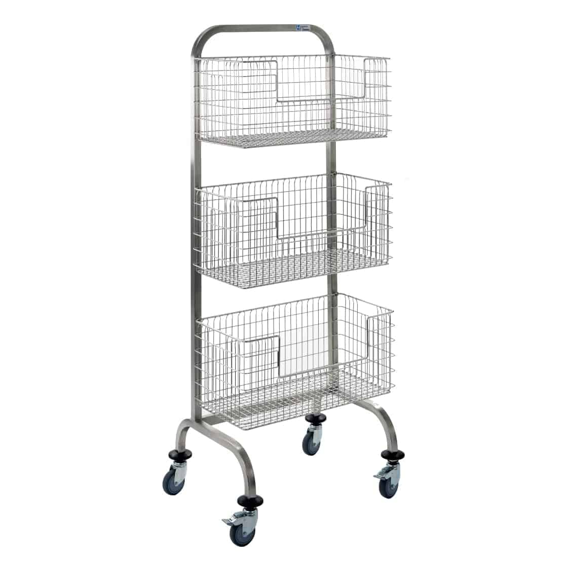 Single Sided Sterile Hook Cart