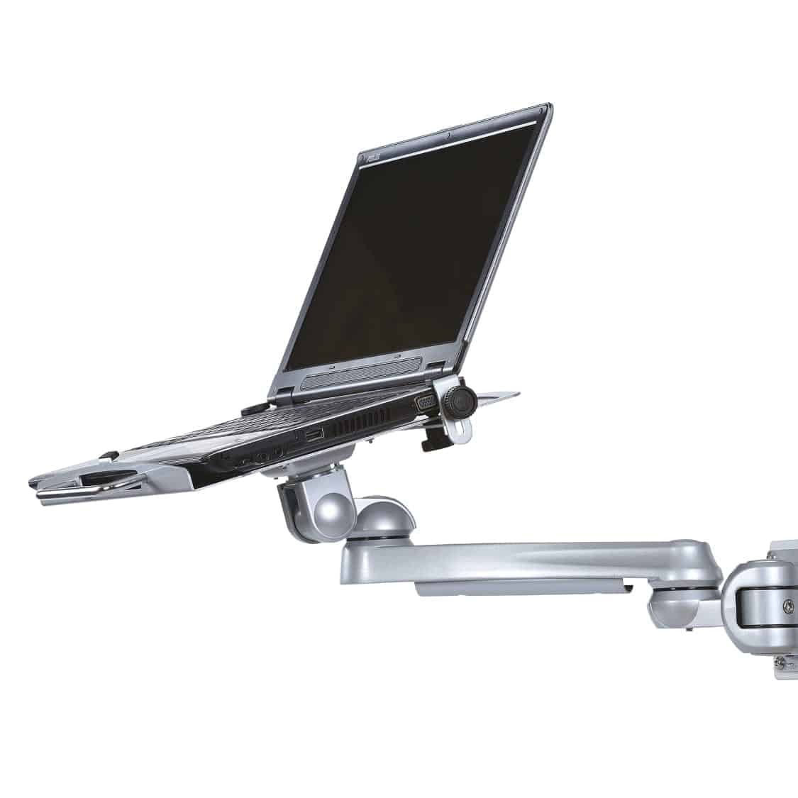 Monitor arm & laptop holder