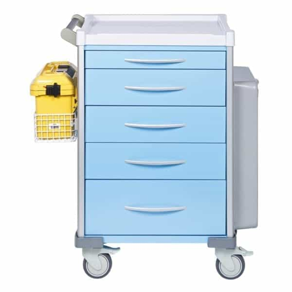 Procedure Trolley (Light Blue)