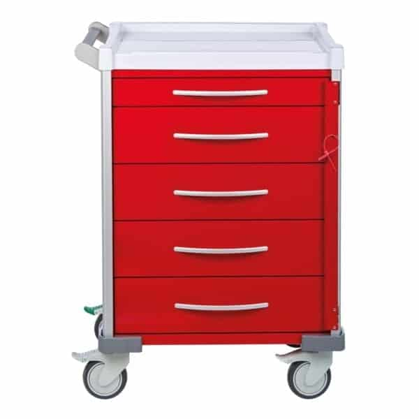 LX Resuscitation Trolley 3