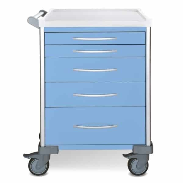 Anaesthetic Trolley 2