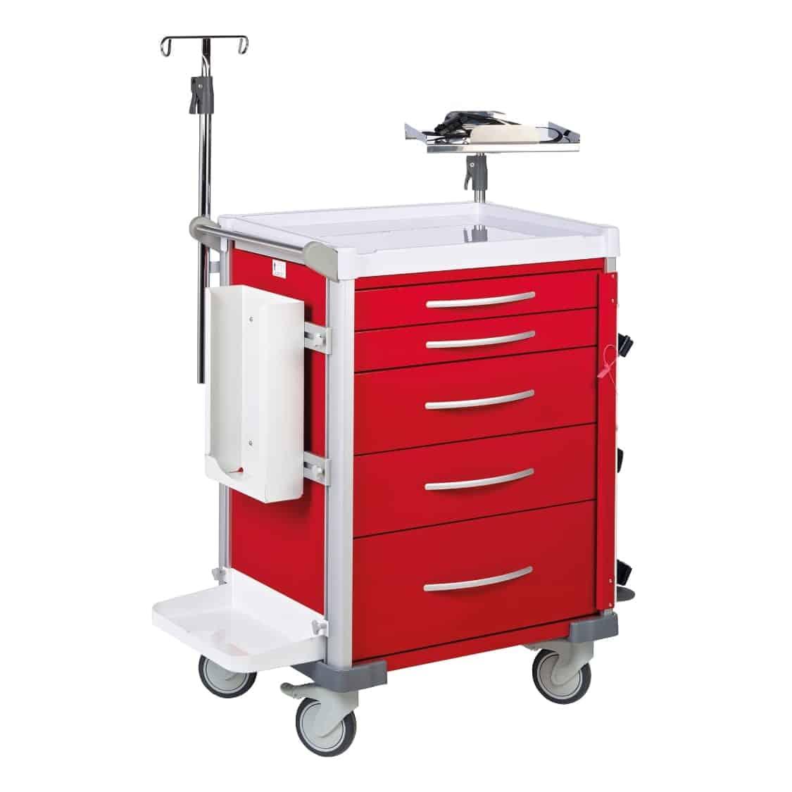 LX Resuscitation Trolley 2