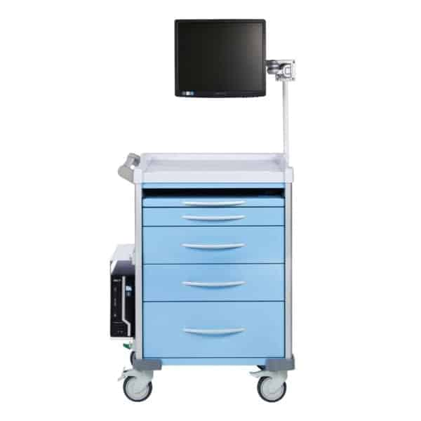 Theatre Recovery Trolley