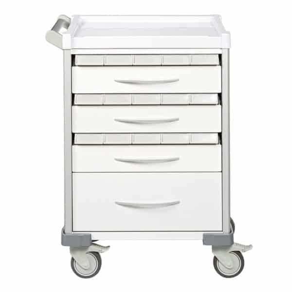 LX Medication Trolley 3