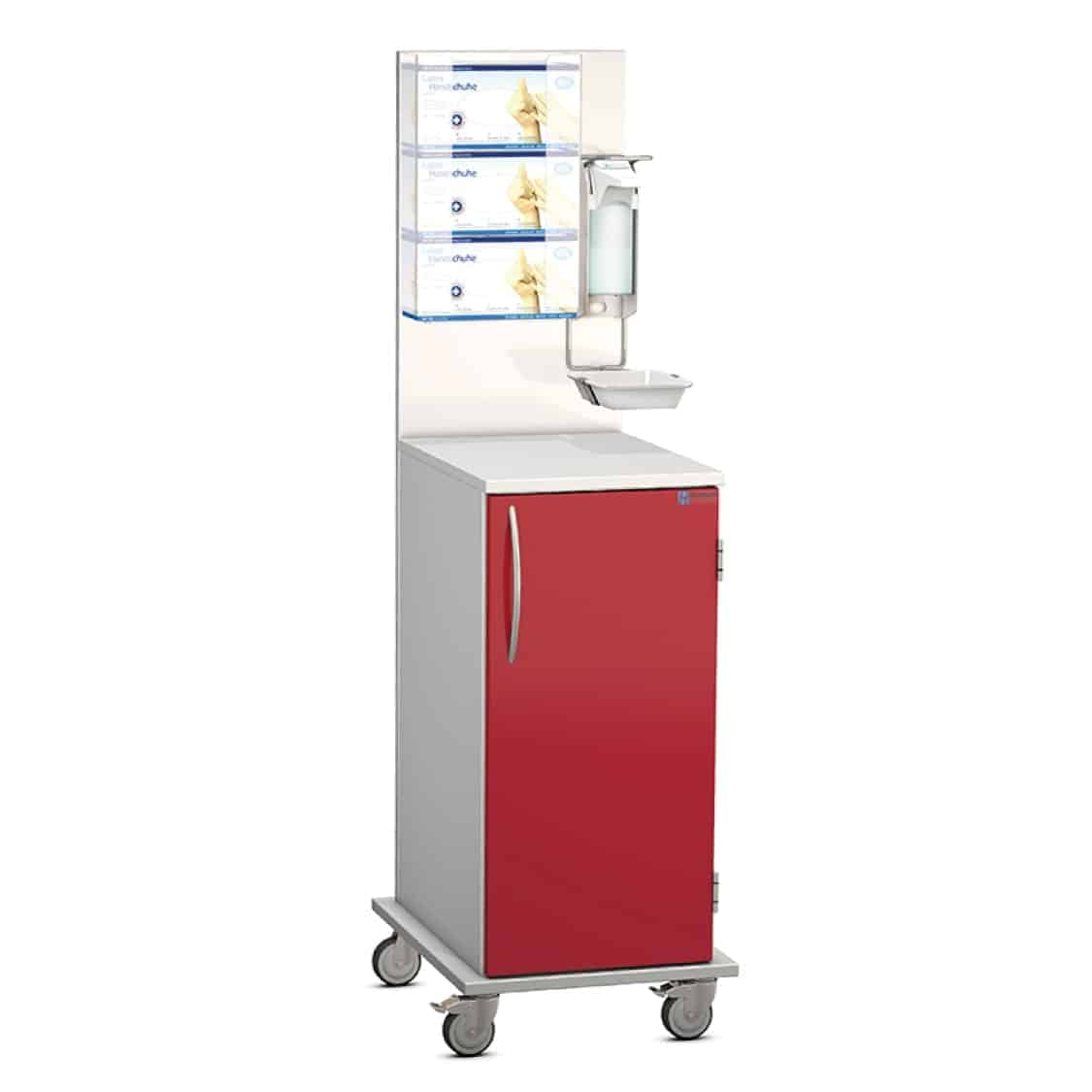 Infection Control Trolley