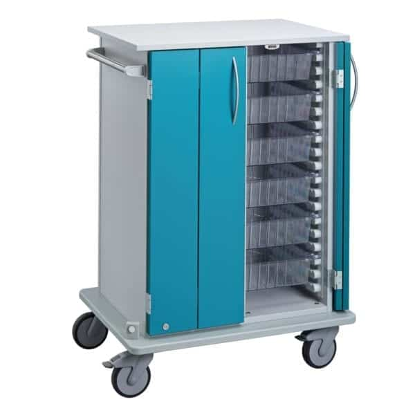 Closed Transport Trolley PX700 - Type A