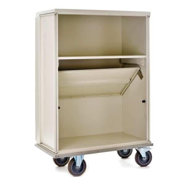 Linen Transport Trolley 1