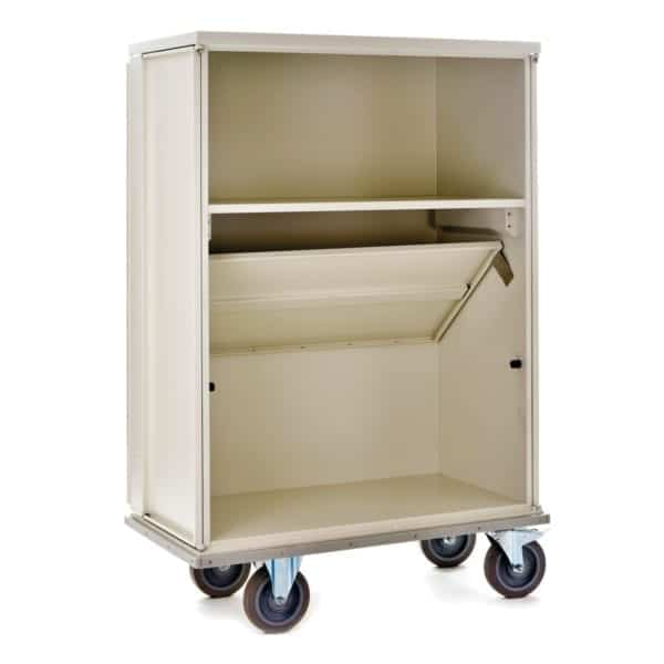 Linen Transport Trolley 2