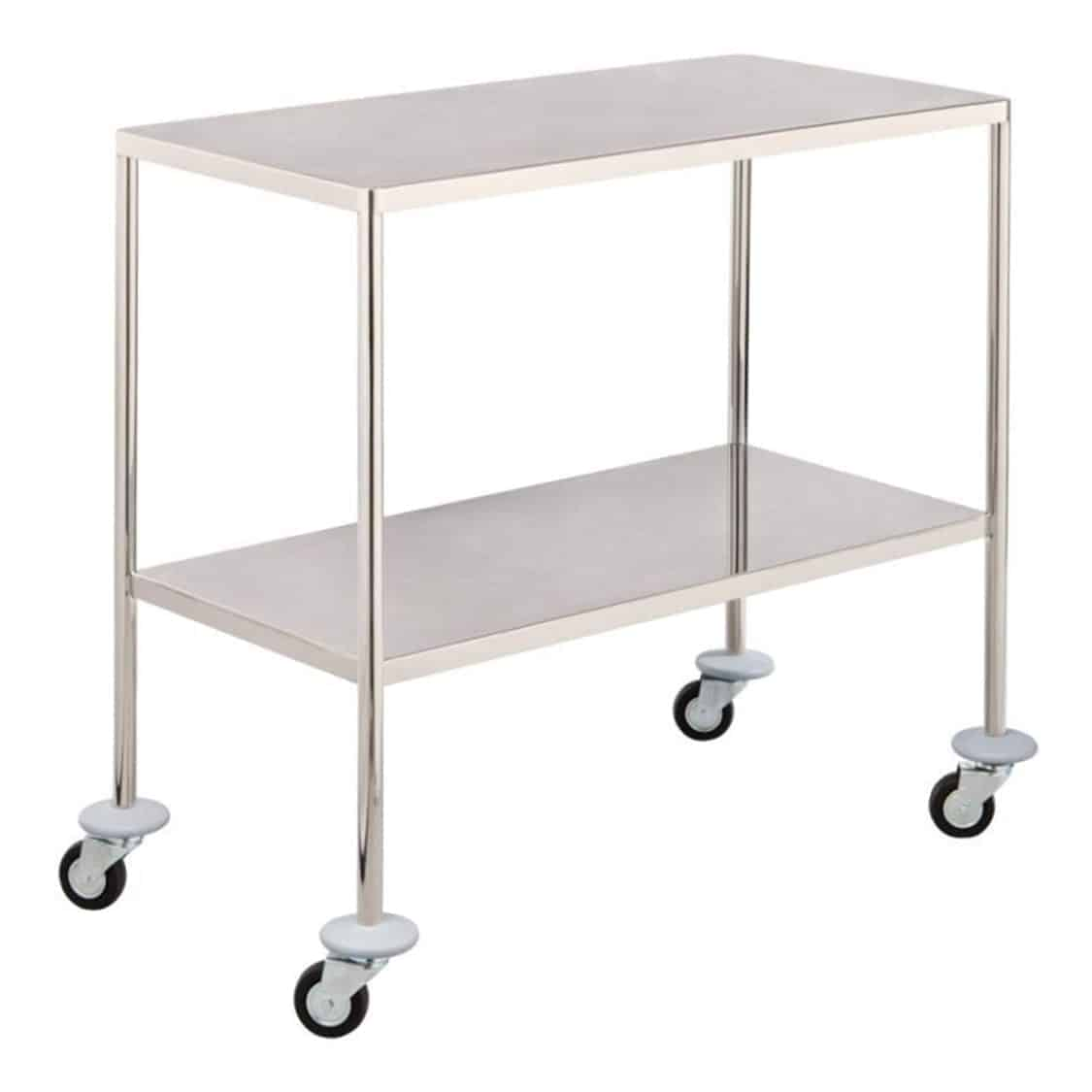 Stainless Steel Instrument Trolley 2