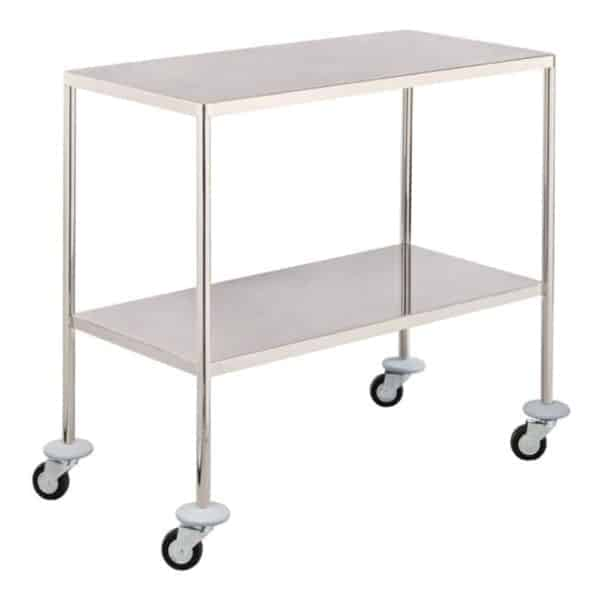 Stainless Steel Instrument Trolley 3