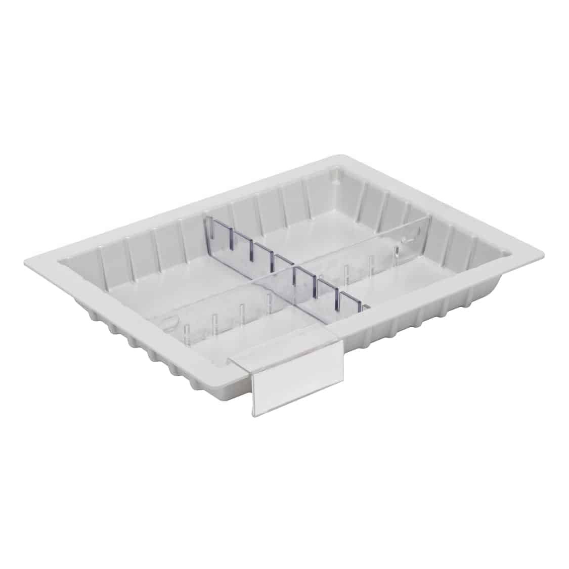 Small ABS dividable tray (Shallow)
