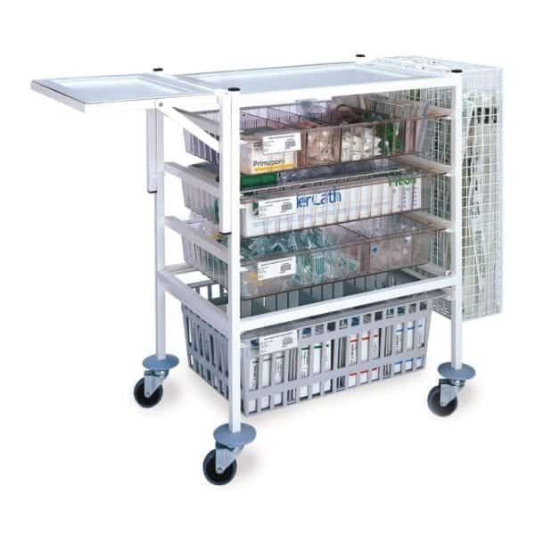 One & Half Section Trolley - Type A