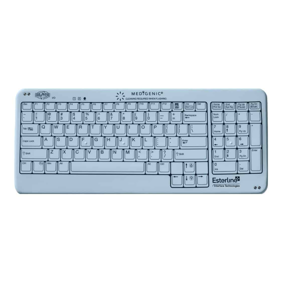 Medigenic Compliance 102 Keyboard