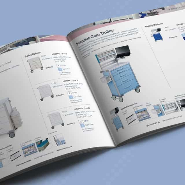 Agile Medical launches new Product Catalogue