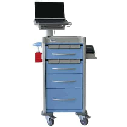 Agile Medical Phlebotomy Cart