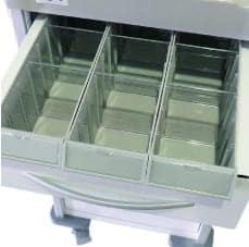 Agile Medical Phlebotomy Cart for Barking, Havering and Redbridge University Hospitals