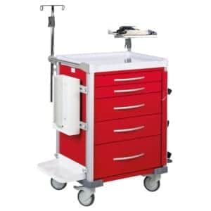 Agile Medical Resuscitation trolley offer