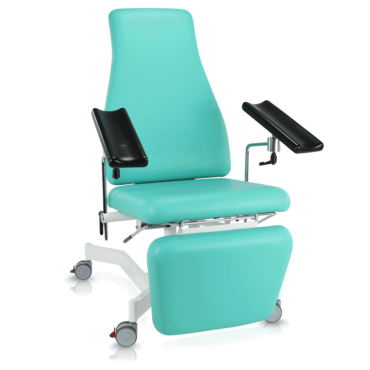 Agile Medical Phlebotomy Chair Front View